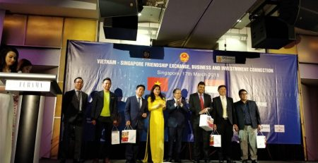 Singapore and Vietnam Conference Meeting