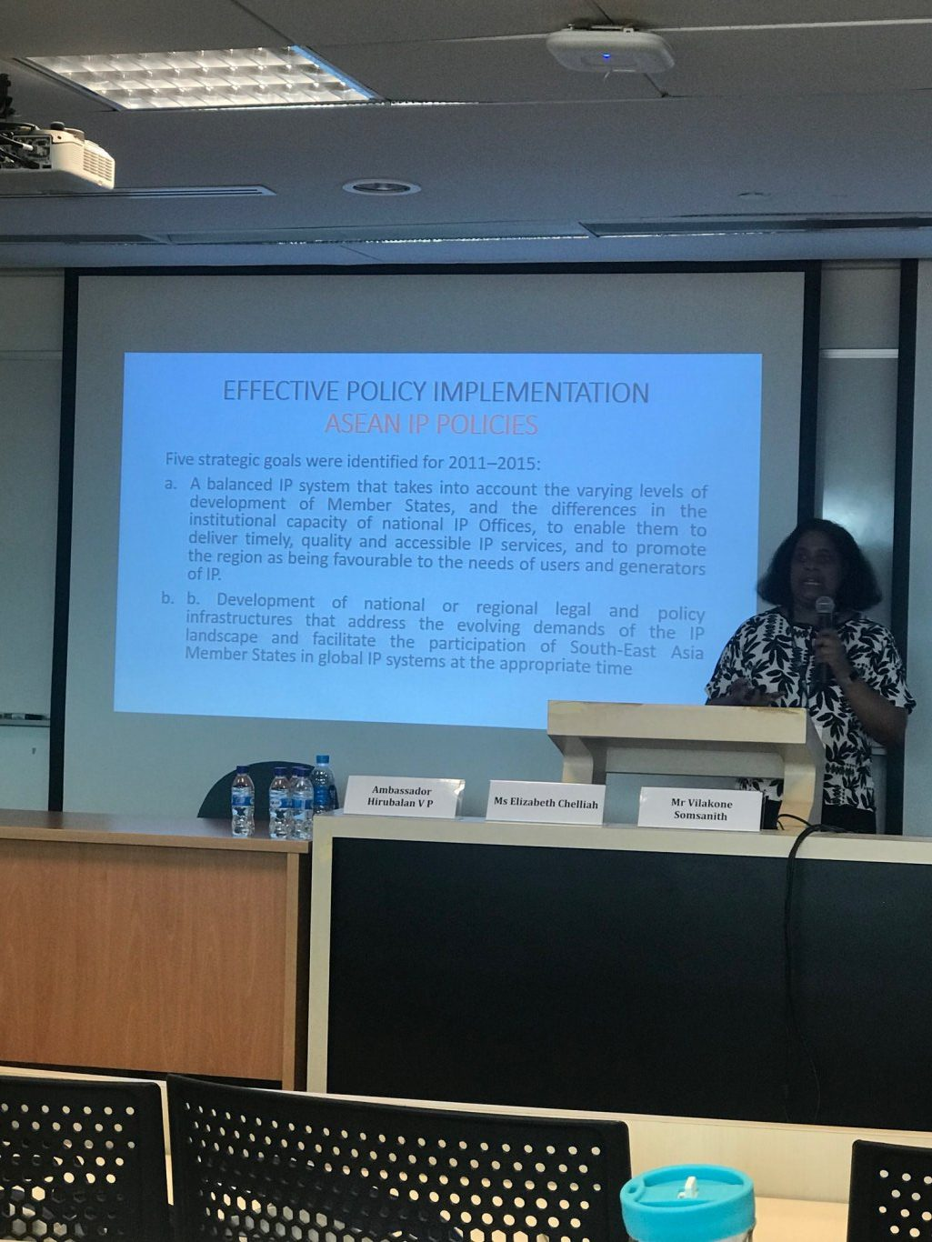 ASEAN IP Policies