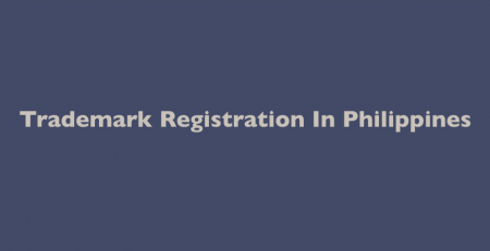 Trademark Registration In Philippines, Philippines trademark registration