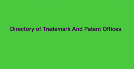 Directory of Trademark And Patent Offices