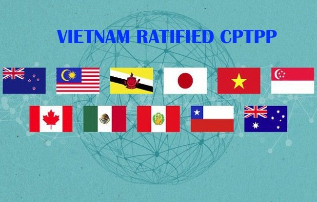 Vietnam ratified CPTPP