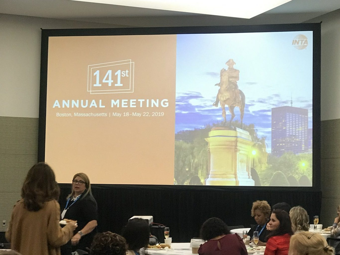 INTA Boston 2019: Tables topics or Luncheon is a must attention for trademark attorneys or patent attorneys attending the event.