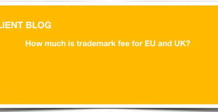 How much is trademark fee for EU and UK? Fee of trademark registration in EU and UK