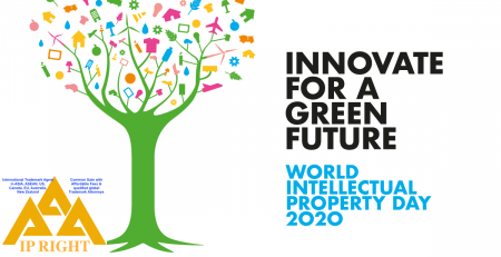 World IP Day 2020, world intellectual property Day 2020, AAA IPRIGHT