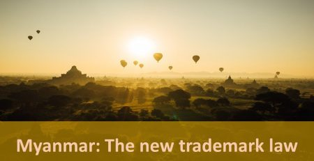 Myanmar: The new trademark law